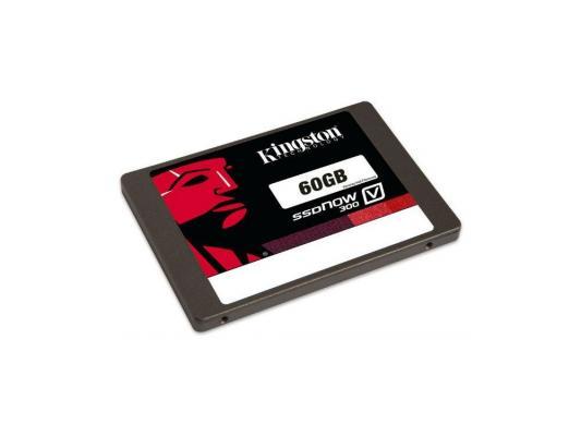 "2.5"" Твердотельный накопитель SSD 60 Gb Kingston (SV300S3D7/60G) SATA 3 V300 Series"