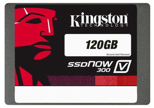 "2.5"" Твердотельный накопитель SSD 120 Gb Kingston  (SV300S3D7/120G) SATA 3 V300 Series"
