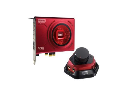 Звуковая карта Creative Sound Blaster ZX (SB1506) PCI-eX RET