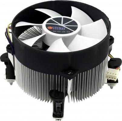 Кулер Titan TTC-NA02TZ/RPW (1155/1156)