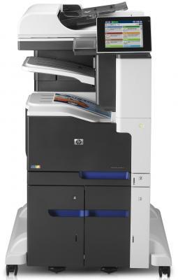 МФУ HP Color LaserJet Ent. 700 M775z+ <CF304A> пр/ск/коп/факс/степлер/эл.почта, A3, 30стр/мин, дуплекс,1536Мб, HDD320Гб, лотки100+250+3500, USB,LAN