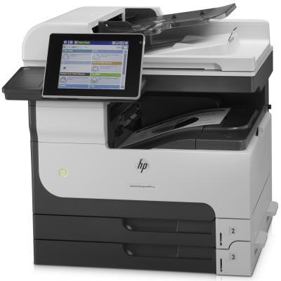 МФУ HP LaserJet Ent.700 M725dn <CF066A> принтер/сканер/копир/эл.почта, A3, 41стр/мин, дуплекс, 1Гб, HDD 320Гб,USB,LAN(зам. Q7840A M5025, Q7829A M5035)