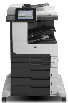 МФУ HP LaserJet Ent.700 M725f <CF067A> принтер/сканер/копир/факс/почта,A3, 41стр/мин, дуплекс,1Гб,HDD 320Гб,USB,LAN(зам.Q7830A M5035x, Q7831A M5035xs)