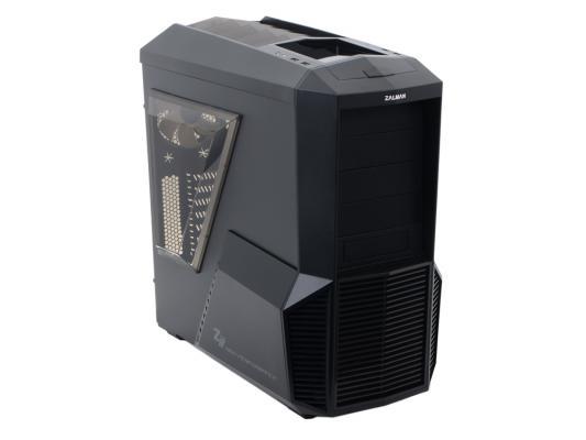 все цены на Корпус ATX Zalman Z11 Plus Без БП чёрный