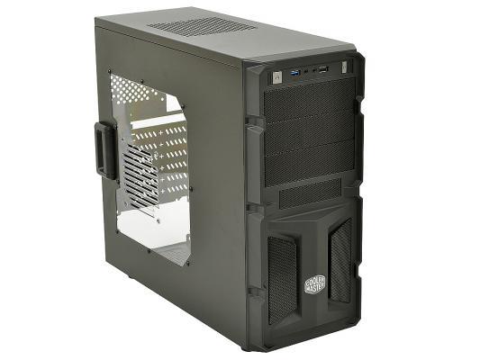 Корпус ATX Cooler Master K350 Без БП чёрный RC-K350-KWN2-EN