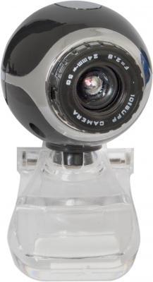 Вэб-камера Defender C-090 Black 0.3 Мп, универ. крепление, чер веб камера defender c 110 63110