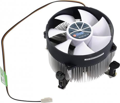 Кулер Titan TTC-NA02TZ/RPW/CU30 (1155/1156)