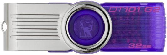 Внешний накопитель 32GB USB Drive <USB 2.0> Kingston DT101G2 (DT101G2/32GB) внешний накопитель 32gb usb drive