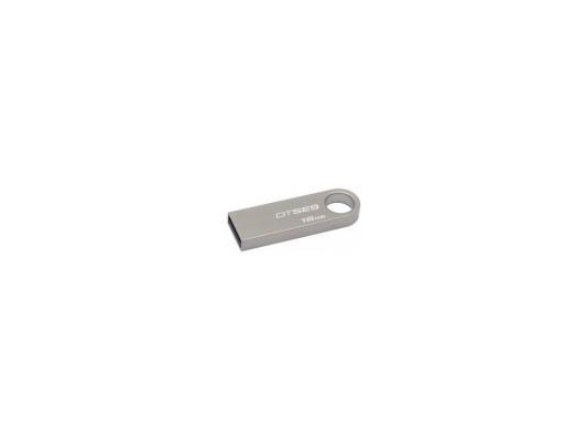 Внешний накопитель 16GB USB Drive <USB 2.0> Kingston DTSE9 (DTSE9H/16GB) накопитель 16gb team t134 drive green 765441012929 tt13416gg01