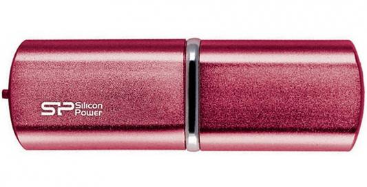 Внешний накопитель 32GB USB Drive <USB 2.0> Silicon Power LuxMini 720 Pink SP032GBUF2720V1H цена и фото