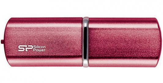 Внешний накопитель 32GB USB Drive <USB 2.0> Silicon Power LuxMini 720 Pink SP032GBUF2720V1H