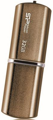 Внешний накопитель 32GB USB Drive <USB 2.0> Silicon Power LuxMini 720 Bronze SP032GBUF2720V1Z usb самсунг gt s5610