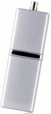 Внешний накопитель 16GB USB Drive <USB 2.0> Silicon Power LuxMini 710 Silver SP016GBUF2710V1S usb накопитель apacer ah117 16gb silver rp ap16gah117s 1