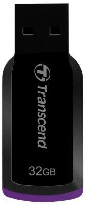 Внешний накопитель 32GB USB Drive <USB 2.0> Transcend 360 TS32GJF360 внешний накопитель 32gb usb drive
