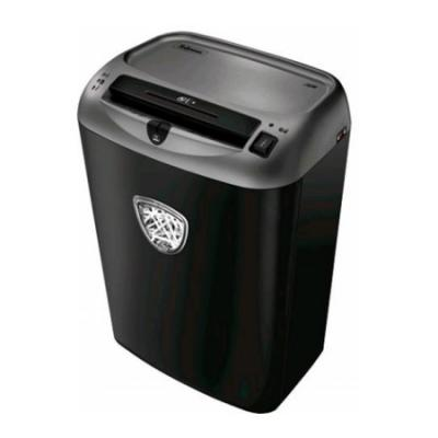 Уничтожитель бумаги Fellowes Powershred 70S (FS-4671101) fellowes powershred 99ci black шредер