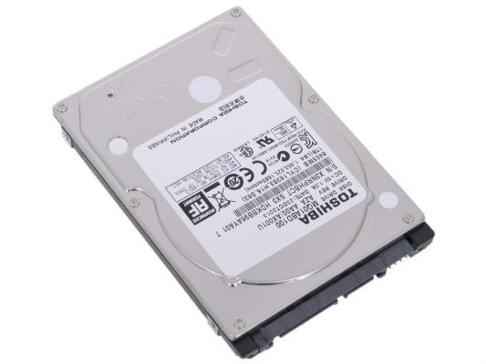 """2.5"""" Жесткий диск 1Tb Toshiba Aquarius (MQ01ABD100) SATA II (8mb, 5400rpm, 9.5 mm)"""