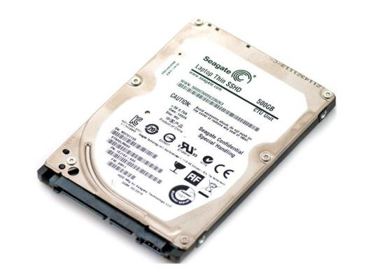 "2.5"" Жесткий диск 500Gb Seagate Laptop Thin SSHD (ST500LM000) SATA III (8Gb, 64Mb, 5400rpm)"