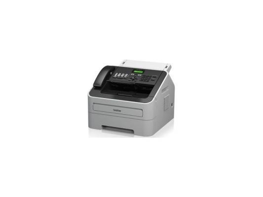 Факс Brother FAX-2845R (обычная бумага, лазерный)