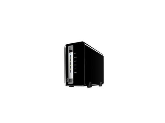 Сетевой видеорегистратор Qnap VS-2004L Сервер IP-видеонаблюдения с 4 каналами для записи видео. Marvell 1,2 ГГц видеорегистратор для видеонаблюдения