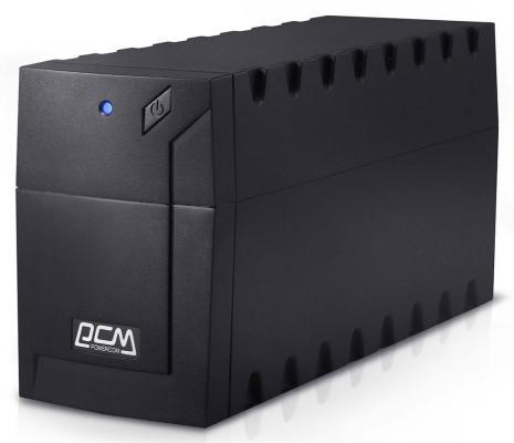 Источник бесперебойного питания Powercom RPT-600A Raptor 600VA/360W AVR shanny sn600n на камеру speedlite flashgun flash nikon i ttl m rpt высокой скорости sync1 8000s gn60