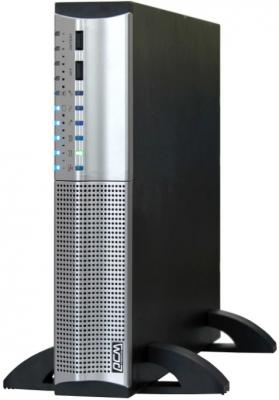 Источник бесперебойного питания Powercom SRT-1000A Smart KING RT 1000VA/700W,RS232,USB,AVR,Rackmount/Tower