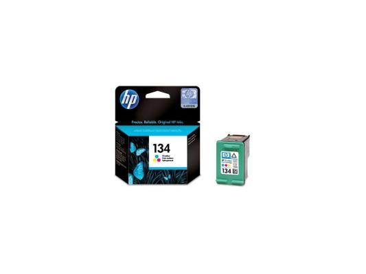 Купить Картриджи   Картридж HP C9363HE (№134) цветной, 14мл, DJ5743/6543/6843, OJ6213/7313/7413, PS2613/2713/8153/8453