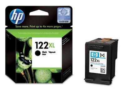 Картридж HP CH563HE (№122XL) черный DJ 2050 повышенной емкости, 480стр картридж hp 122xl многоцветный [ch564he]