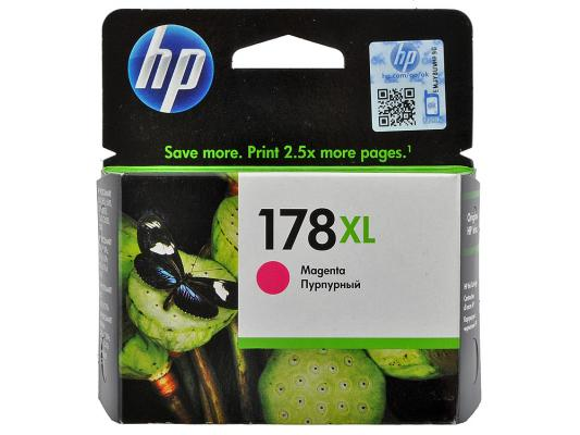 Картридж HP CB324HE (№178) пурпурный, PS C5383/C6383/D5463