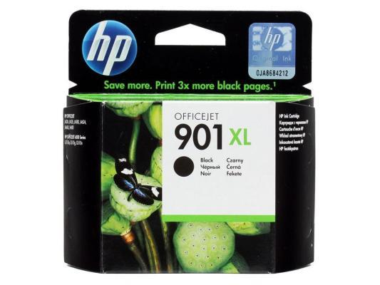 Картридж HP CC654AE (№901XL) черный OJ4580/4660 чернильный картридж hp 901xl cc654ae black