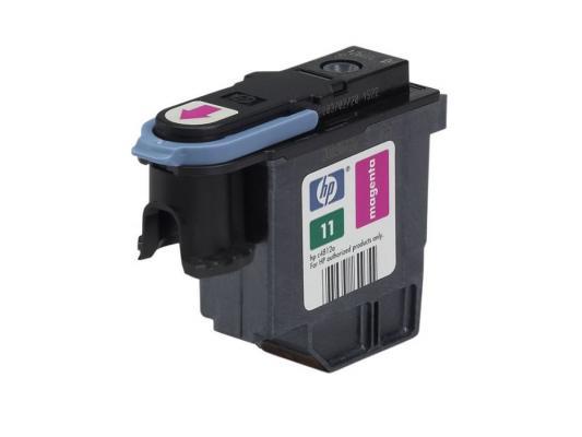 Печатающая головка HP C4812A (№11) пурпурный для HP DesignJet 111, 510,  DJ 2200/2250 hp c4811a 11 printhead cyan для dj 2200 2250