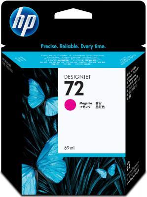 Картридж HP C9399A  (№72) Magenta 69 ml картридж для принтера nv print для hp cf403x magenta