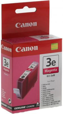 Картридж BCI-3eM пурпурный для Canon (i530D, i550,i850) картридж струйный lomond canon bci 3ey для canon bc 31 bc 33 s600 yellow