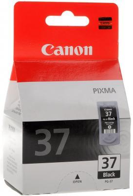 Картридж Canon PG-37 черный  Pixma iP1800/iP2500