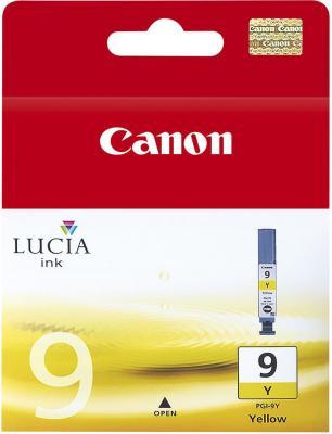 Картридж Canon PGI-9Y желтый для Pixma Pro9500 чернильный картридж canon pgi 9y