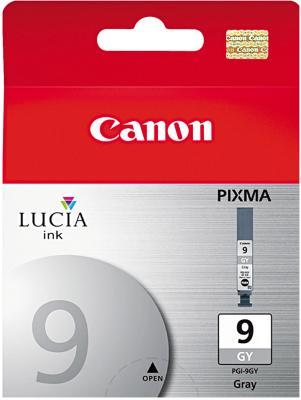 Картридж Canon PGI-9GY серый для Pixma Pro9500 (1042B001) цена и фото