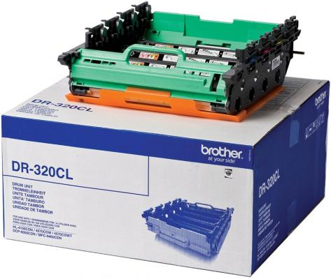Фотобарабан Brother DR320CL Drum фотобарабан brother dr2075 drum