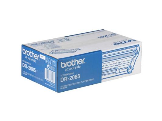 Фотобарабан Brother DR2085 Drum фотобарабан brother dr2080 drum