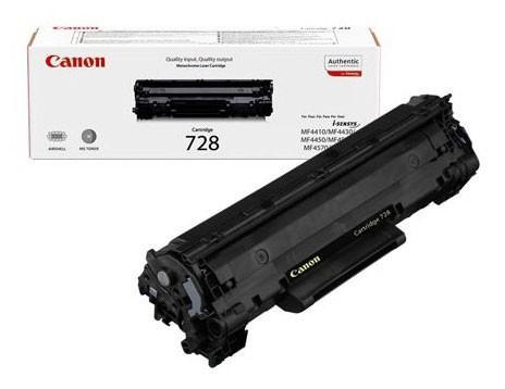 Фото - Тонер-картридж Canon 728 тонер картридж 728 3500b010 русифицированная упаковка