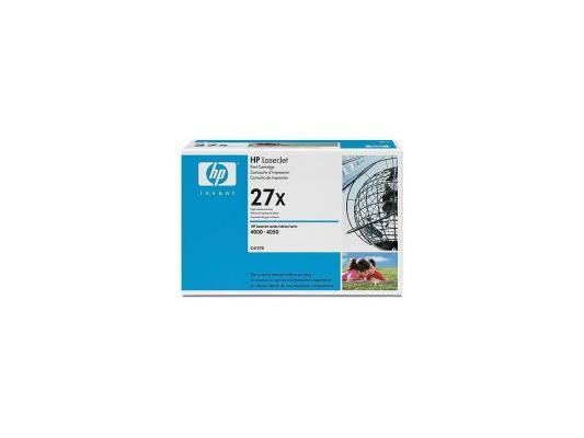 Тонер-картридж HP C4127X (LJ4000) - HPКартриджи<br>Бренд: HP, Тип устройства: Лазерный, Совместимость по бренду: HP, Принадлежность: Оригинальный, Тип: Картридж, Цвет: Черный, Емкость: Стандартный<br>