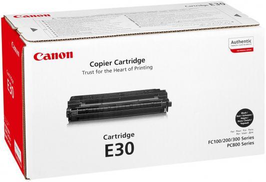 Тонер-картридж Canon E-30 FC-108/128/208/228/336