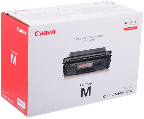 Тонер-картридж Canon M-carTRIDGE PC1210/1230/1270D