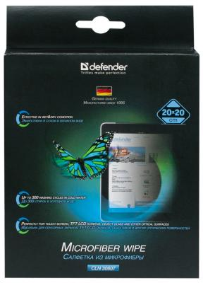 Чистящая салфетка DEFENDER 30607 1 шт