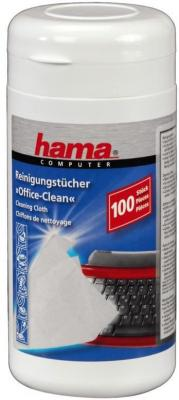 Чистящие салфетки HAMA H-42210 100 шт
