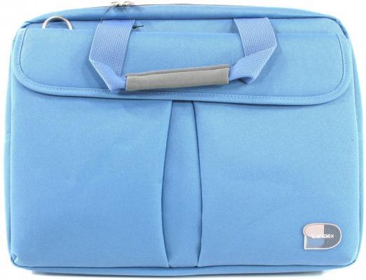 """Сумка для ноутбука 16"""" Sumdex PON-315BU Blue"""