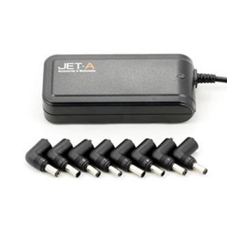 Универсальный адаптер питания для ноутбуков и цифровых устройств 90Вт Jet.A JA-PA1 Herz с автоматическим переключением выходного напряжения
