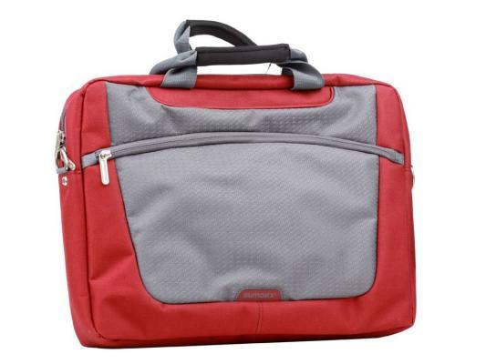 """Сумка для ноутбука 16.4"""" Sumdex PON-318RD Computer Brief полиэстер, красный"""