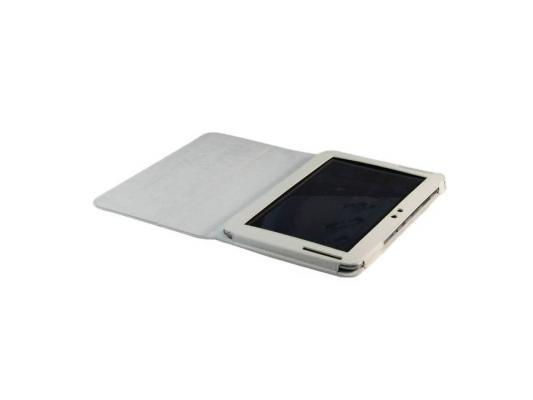 Чехол IT BAGGAGE для планшета Samsung Galaxy Note 10.1 N8000 искусственная кожа белый ITSSGN102-0 ikki wallet style 20000mah power bank w flashlight for samsung note 10 1 n8000 p6000 more