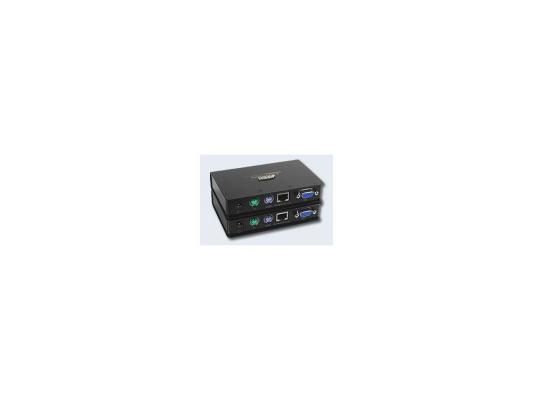 Удлинитель KVM Aten CE250A-A7-G SVGA+KBD+mouse PS2 Aten, 150 метр.
