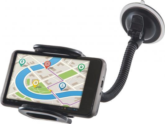 Универсальный Автомобильный Держатель Defender Car holder 111 держатель на штанге 55-120мм автомобильный держатель smarterra magnet holder mh500 черный