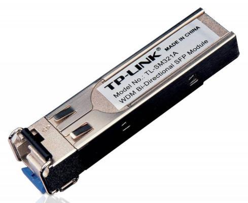 Медиаконвертер TP-Link TL-SM321A медиаконвертер tp link tl sm321b